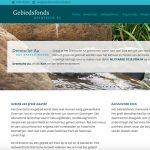 screenshot http://www.gebiedsfondsdrentscheaa.nl/